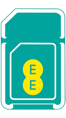 Find and compare the best EE SIM only deals